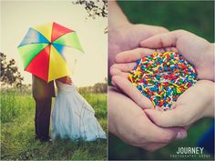Rainbow engagement