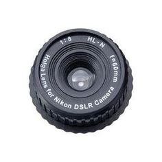 Holga 60mm f/8 Lens for Nikon DSLR Camera $25
