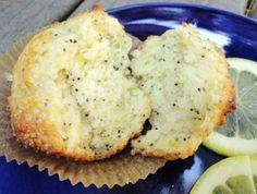 DONE :) Muffin de yogur y amapolas agregar 2 cdas de polvos de hornear