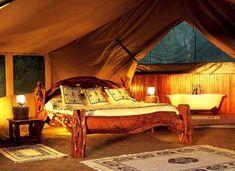 it´s a tent!