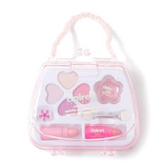 Shop Claire's for the latest trends in jewelry & accessories for girls, teens, & tweens. Find must-have hair accessories, stylish beauty products & more. Claire's Makeup, Kids Makeup, Makeup Sets, Beauty Makeup, Little Girl Makeup Kit, Hair Jewelry, Fashion Jewelry, Jewellery, Claire's Accessories