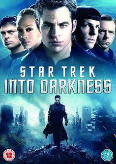 Star Trek Into Darkness [DVD]: Amazon.co.uk: Chris Pine, Zachary Quinto, Karl Urban, Benedict Cumberbatch, Zoe Saldana, J.J. Abrams: DVD & Blu-ray