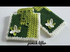 YouTube Crochet Leaf Patterns, Crochet Leaves, Popular Ads, Crochet Hats, Blanket, Create, Amigurumi, Pattern, Knitting Hats