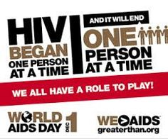From GreaterThan.org. #WorldAIDSDay2013
