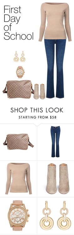"""First Day"" by patricia-dimmick ❤ liked on Polyvore featuring Louis Vuitton, Oasis, Dion Lee, Aquazzura, SPINELLI KILCOLLIN and BackToSchool"