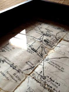 Maps & roads...