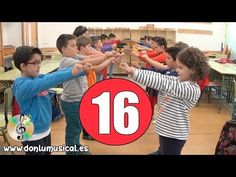 Juegos musicales para niños EL 16 DONLUMUSICAL - YouTube Music School, School Games, Percussion, Physical Education Lessons, Music Classroom, Teaching Music, Zumba, Musicals, Youtube