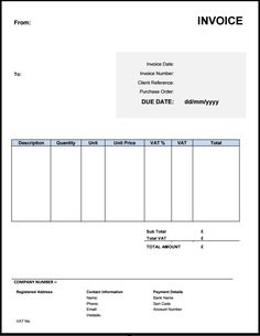 Vat Invoice Price Including Tax  Excel Worksheet  Vat