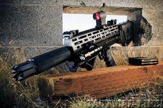 SOCOM Rogue M14 Juggernaut Battle Rifle