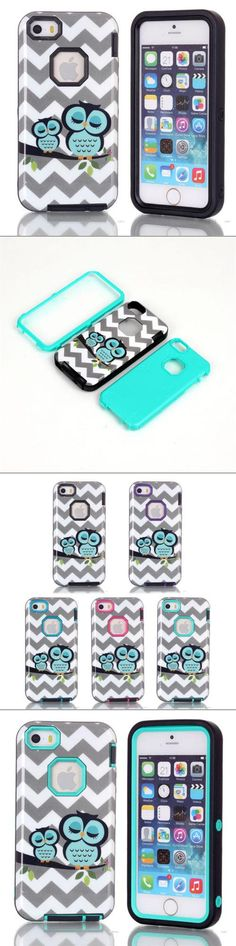 Chevron + Owls - how could you go wrong??