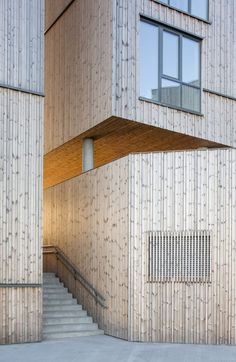 Vannkanten (The Waterfront) designed by AART architects...