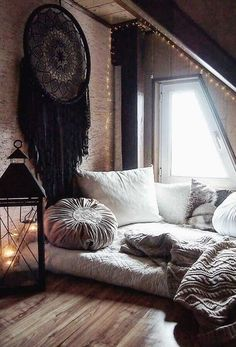 Home Decor Bedroom Pictures - Trend Award Design 2019 Dream Rooms, Dream Bedroom, Home Decor Bedroom, Modern Bedroom, Bedroom Ideas, Master Bedroom, Bedroom Designs, Hippy Bedroom, Comfy Bedroom