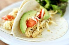 These chipotle chicken tacos are so easy and delicious. It makes some of the most tender chicken I've ever had – all with a simple 12-minute poach.