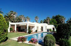 Fantastic villa for sale in prestigious area of Sotogrande Costa