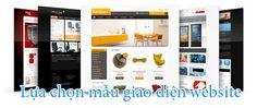 Hướng dẫn lựa chọn mẫu giao diện website