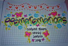 Notebook, Bullet Journal, Lettering, Education, Nice, Children, School, Paper, Cute Notebooks