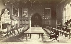 Eaton Hall. The Dining Room