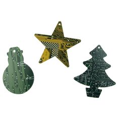 Leiterplatten Weihnachtsschmuck - 24h Lieferung | getDigital