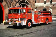 ◆Boston, MA FD Engine 33 ~ Hahn Pumper◆
