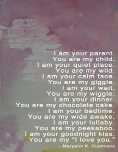 Beautiful poem for parent to read at a Naming Ceremony.