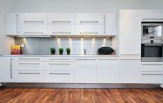 Linear Kitchen
