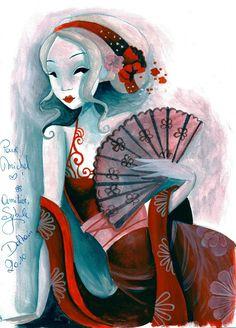 Sybile...   Kai Fine Art