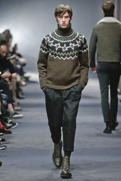 Neil Barrett Men's RTW Fall 2015 - Slideshow