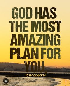 The Most Amazing Plan....