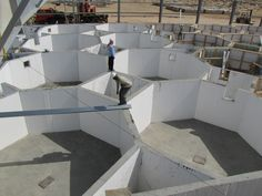Saudis building the largest recirculating aquaculture system in the world!