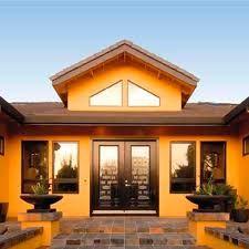 exterior casas para colores casa fachadas paint exteriores pintar pintadas colors pinturas pintura painting mejores fachada give complete interiores aceras