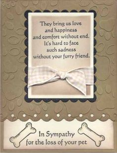 DRS Designs Card Gallery - Animals Page 1
