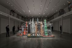 Metropolis II / Chris Burden
