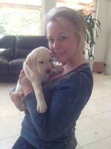 Little Sadie is one of Pawsitive Service Dog Solutions newest #Autism Service Pups in training.