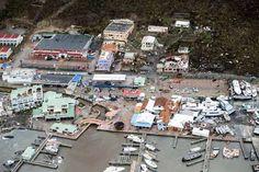 Huracán Irma deja al menos 10 muertos en su devastador paso por el Caribe