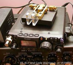 W7KI Manpack Radio - InterceptRadio com Wiki | ft857 - Audio, Music
