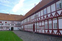 Aalborg Slot, Denmark. tidligere kongeligt slot