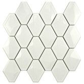 Found it at Wayfair.ca - Fractal Porcelain Mosaic Tile in White