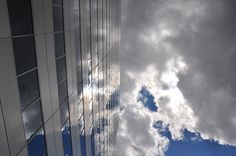 by Photo Justice on Clouds, Grey, Glass, Blue, Outdoor, Gray, Outdoors, Drinkware, Corning Glass