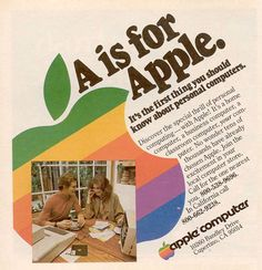 Apple ad from way back.  Call an 800 # to find a store that sells computers.