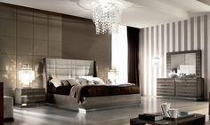 Kolekcia MONACO - spálňový taliansky nábytok.