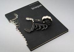 Scorpion book sculpture