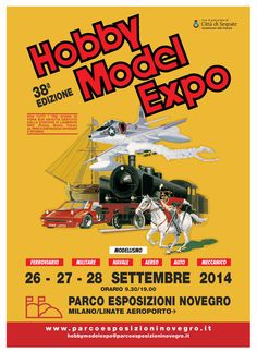 #HORNBY at #NOVEGRO2014 fair: #HOBBYmodelEXPO