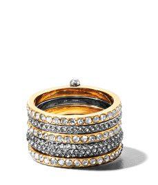 stacking rings.....love stacking rings