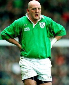 Keith Wood #rugby