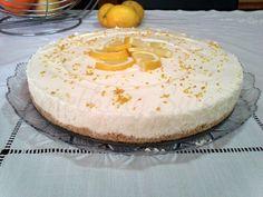 Something Sweet...: Semifrio de Limão