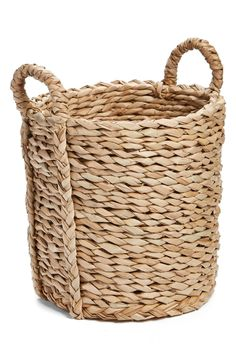 Levtex Levtex Natural Straw Basket Available At