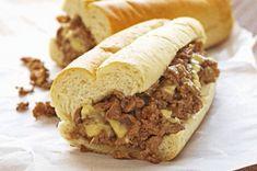 Our Best Philly Cheesesteak Sandwich recipe