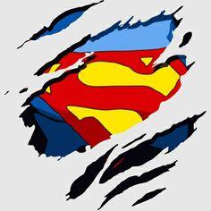 superhero torn - SuperMan Art Print by Superman Wallpaper, Marvel Wallpaper, Batman Tattoo, Superman Tattoos, Tableau Pop Art, Captain America Wallpaper, Hulk Art, Superman Art, Shirt Print Design