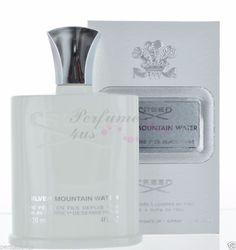 41ef511a672655 Silver Mountain Water By Creed Eau De Parfum spray 4.0 oz/120mL New in Box