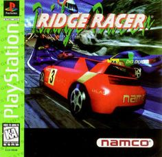 Ridge Racer for the original Sony Playstation Now on sale with a no questions asked return policy. Online Video Games, Used Video Games, Classic Video Games, Ridge Racer, Ever After High Games, Little Games, Playstation Games, Xbox, Greatest Hits